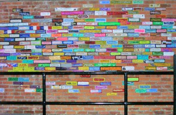 Winnie wall