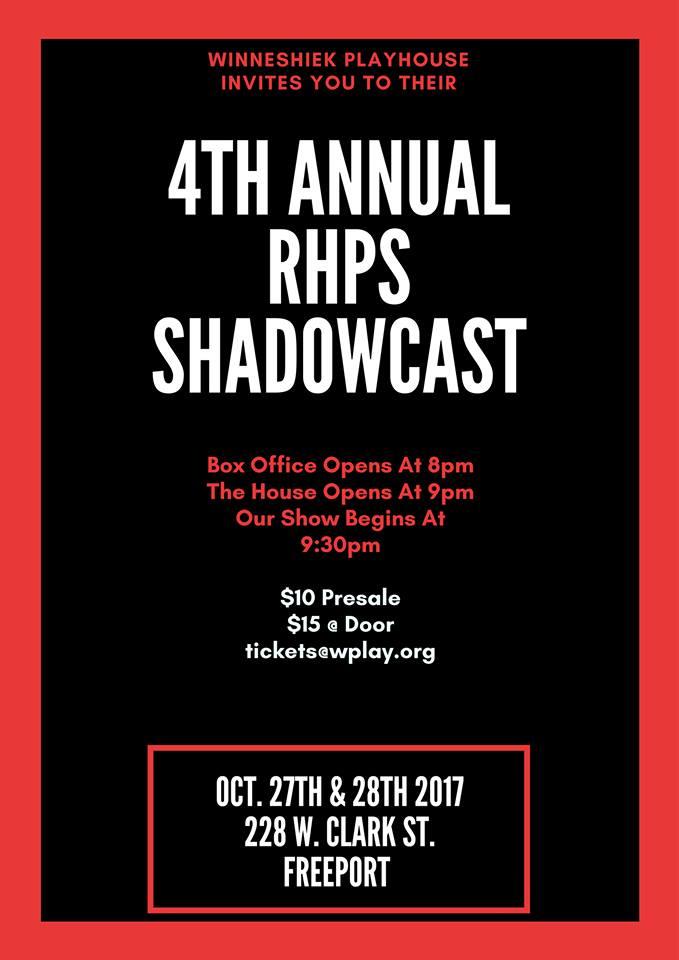 Rocky Horror Poster 2017